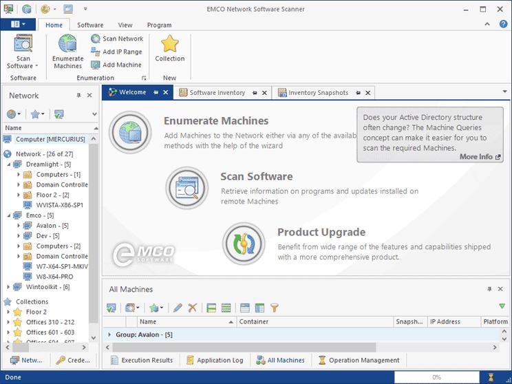 EMCO Network Software Scanner 2.0.7 full