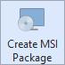 Create MSI Package