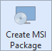 Create MSI Package