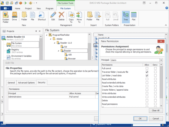What's New in Version 7 - MSI Package Builder