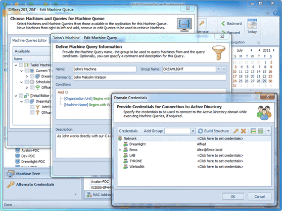 Active Directory queries