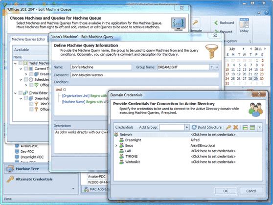 Active Directory queries